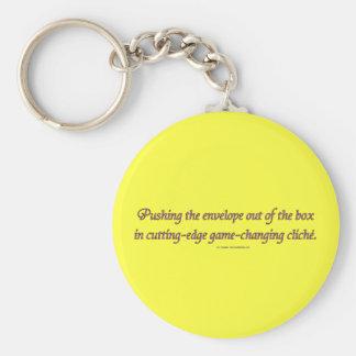 cliche1 keychain