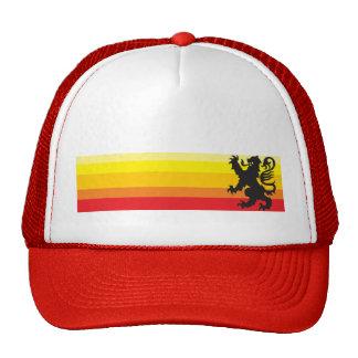 CLICHE CAP COLORS TRUCKER HAT