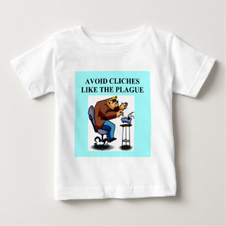 CLICHE joke for writers and authors Shirt