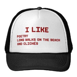 Cliches Trucker Hat