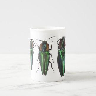 Click beetle mug tea cup