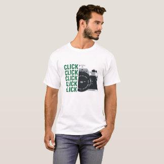 Click Click Click Click Click T-Shirt