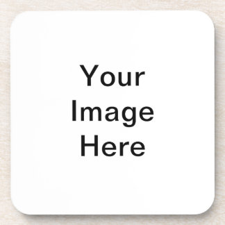 CLICK CUSTOMIZE IT - ADD YOUR PHOTO HERE! MAKE OWN BEVERAGE COASTERS