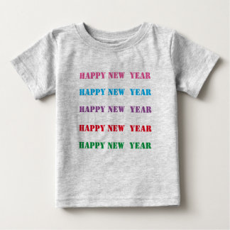 Click STYLE link to choose from 155 styles colors Baby T-Shirt