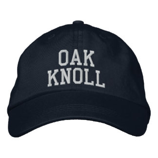 (Click to change hat color) Embroidered Hat
