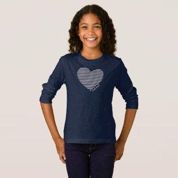 Valentines Themed (click to change shirt color & style) Heart