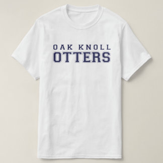 (click to change shirt color & style) Otters