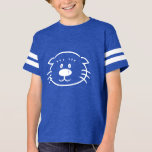 """(click to choose shirt color) Short Sleeved Ollie<br><div class=""""desc"""">All sales benefit the Oak Knoll Elementary PTO.</div>"""