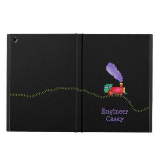 Clickety Clack Train iPad Air Case