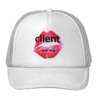 client trucker hat