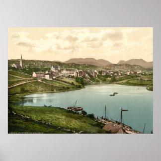Clifden, condado Galway, Irlanda Impresiones