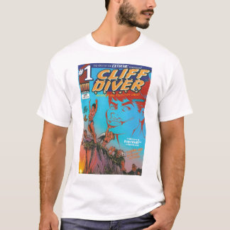 Cliff Diver #1 cover T-Shirt