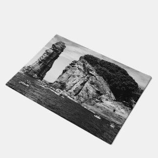 Cliff Diving event Doormat