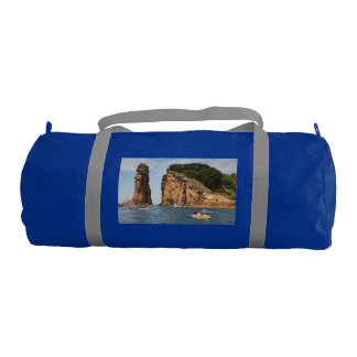 Cliff Diving event Gym Bag