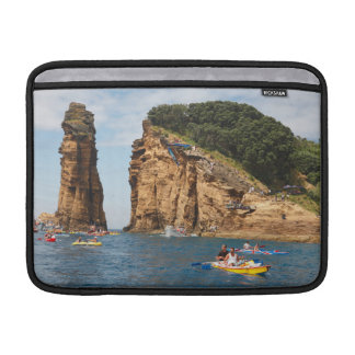 Cliff Diving event MacBook Air Sleeve