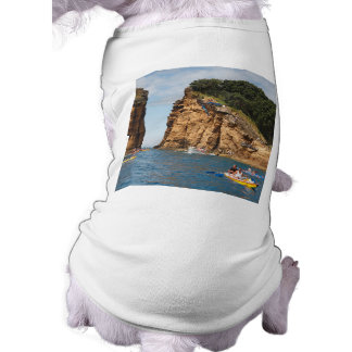 Cliff Diving event Tee