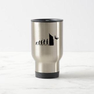 Cliff Diving Mugs