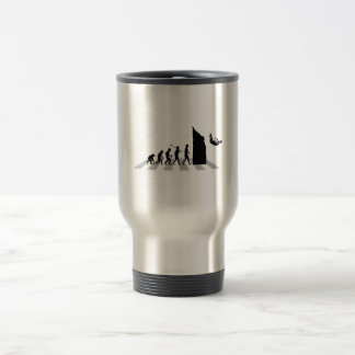 Cliff Diving Coffee Mugs