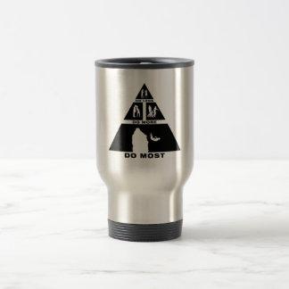 Cliff Diving Coffee Mug