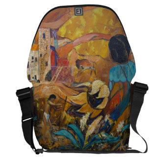 Cliff Dwellers Messenger Bag