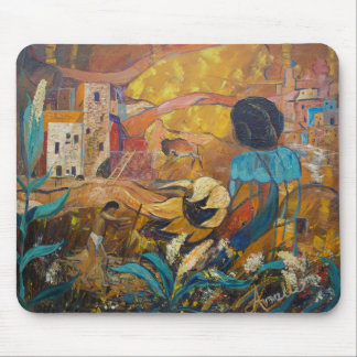 Cliff Dwellers Mouse Pad