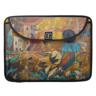 Cliff Dwellers Sleeve For MacBook Pro