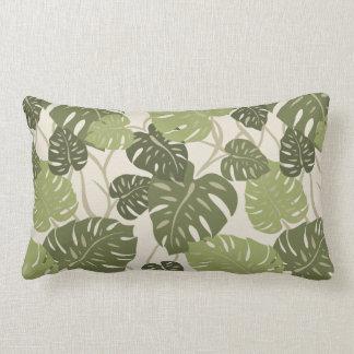 Cliff Hanger Hawaiian Lumbar Decorative Pillows