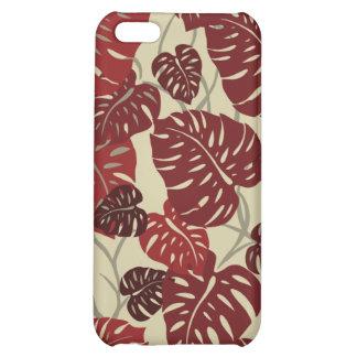 Cliff Hanger Hawaiian Print iPhone 5C Cases