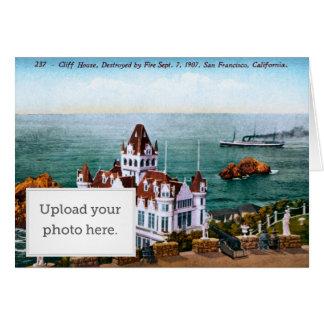 Cliff House Card