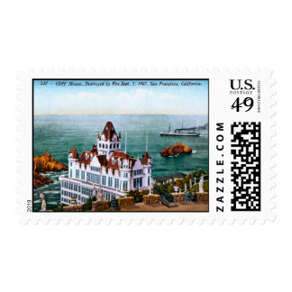 Cliff House Postage