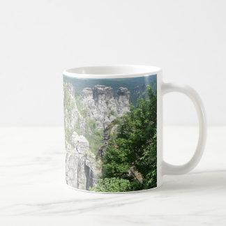 Cliff in Germany Coffee Mug
