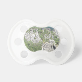 Cliff in Germany Baby Pacifiers
