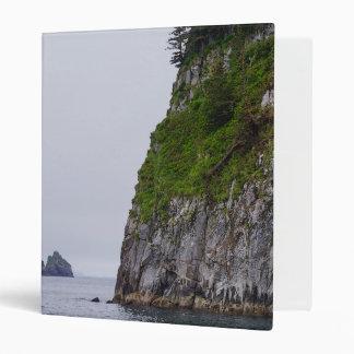 Cliff In Kenai Painterly Binder