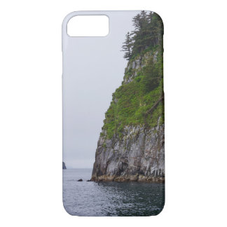 Cliff In Kenai Painterly iPhone 8/7 Case