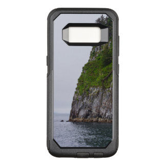 Cliff In Kenai Painterly OtterBox Commuter Samsung Galaxy S8 Case