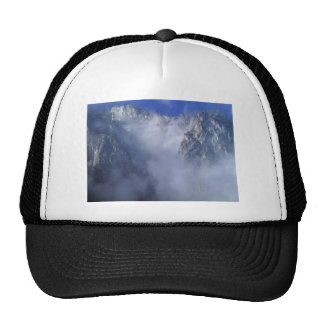 Cliff In The Clouds Trucker Hat