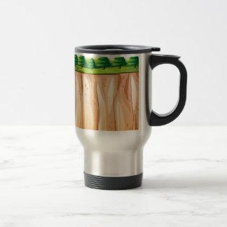 Cliff Stainless Steel Travel Mug