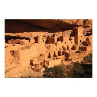 Cliff Palace, Mesa Verde National Park Photo Art