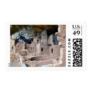Cliff Palace, Mesa Verde National Park Postage