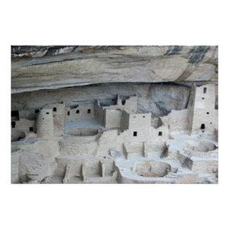 Cliff Palace Poster