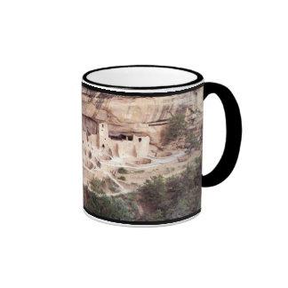 Cliff Palace Ringer Coffee Mug