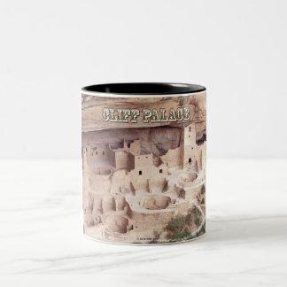 Cliff Palace Two-Tone Coffee Mug
