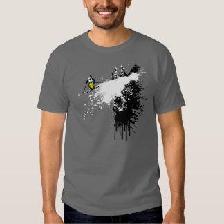 Cliff Skier T-shirt