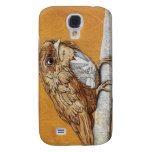 Cliff Sparrow Galaxy S4 Cover