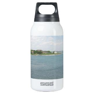Cliff Walk Newport Rhode Island 10 Oz Insulated SIGG Thermos Water Bottle