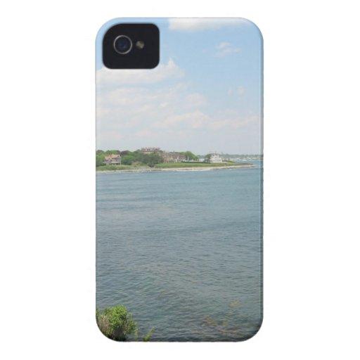 Cliff Walk Newport Rhode Island Case-Mate iPhone 4 Cases