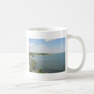 Cliff Walk Newport Rhode Island Coffee Mugs