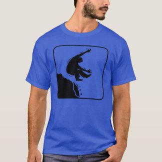 Cliff Warning - Hiking Hazard T-Shirt