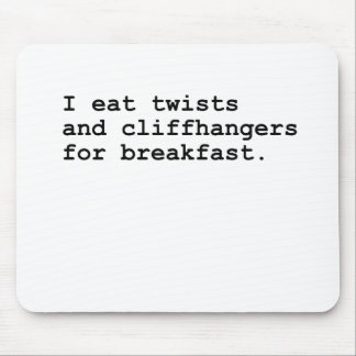 Cliffhangers Mouse Pad