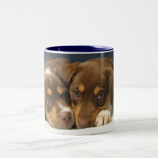 Clifford & Charlotte Two-Tone Coffee Mug